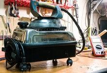 отдел бытовой техники -  ремонт парогенератора