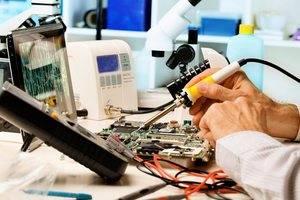 Выполняют ремонт телевизоров только специалисты высочайшей квали
