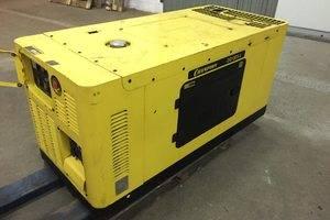 замена статора на 15кв генераторе