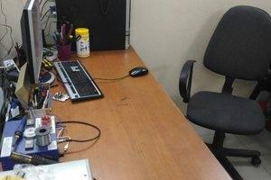 Мастерская, рабочее место для мелкого ремонта