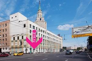 Вход с улицы Каланчевская, 6-ой этаж, в помещении PHOTOPLAY