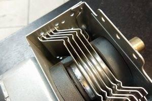 Замена магнетрона микроволновки Samsung